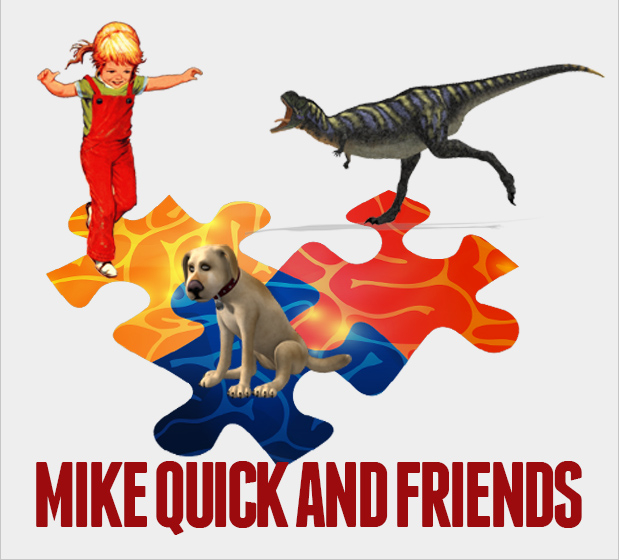 Mike Quick and Friends
